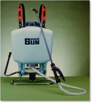 Back-Pack Sprayer and Backpack Sprayers