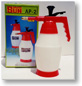 back-pack sprayer